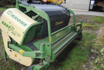 Forage harvesters Krone Big X 560 - BISO Schrattenecker - Foto 12