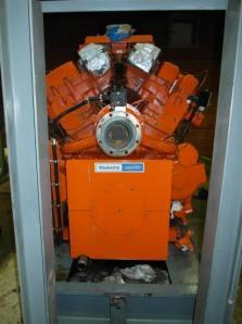 Gas cogeneration sys CHP Engine: Waukesha L7042G / Leroy Somer LS AK50 VL10 6P - Foto 19