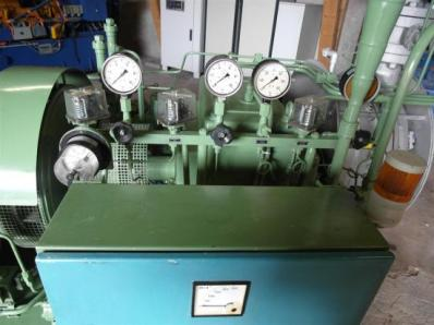 Used Steam turbine Nadrowski C5S - G4 Curtisrad - Foto 10
