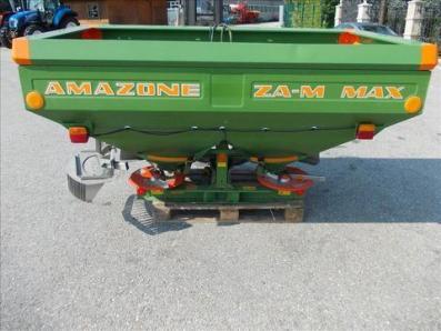 Fertiliser spreader Amazone ZA-M MAX - BISO Schrattenecker - Foto 6