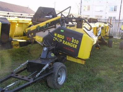 Harvester New Holland CX8080 - BISO Schrattenecker - Foto 3
