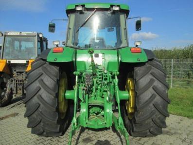 Tractor John Deere 8310 - acrar 13