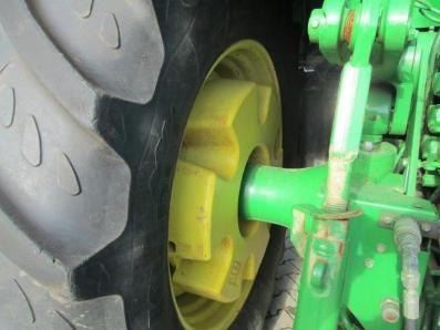 Tractor John Deere 8310 - acrar 16
