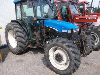 Tractor New Holland TN75S - BISO Schrattenecker - Foto 1