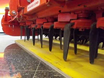 Seeding machines Gaspardo DAMA 300 DMR Kreiselegge mit Drillmaschine - BISO  - Foto 4