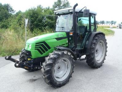 Tractor Deutz-Fahr Agroplus 70 - BISO Schrattenecker - Foto 1