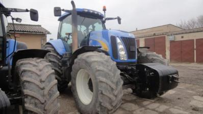 Tractor New Holland TG285 - BISO Schrattenecker - Foto 2
