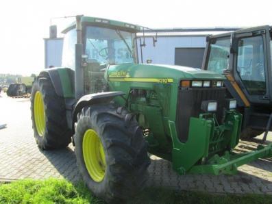Tractor John Deere 8310 - acrar 7