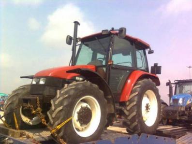Tractor New Holland L 95 - BISO Schrattenecker - Foto 1
