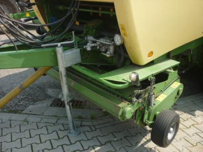 Baler Krone Comprima CV 150 XC, used, Emsbueren - Foto 2