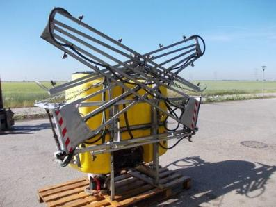 Sprayers Jessernigg 880 Liter / 12 Meter 1987 - BISO Schrattenecker - Foto 5
