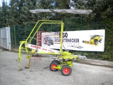 Rake Claas Liner 430 - BISO Schrattenecker - Foto 2