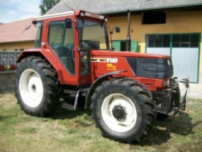 Tractor Fiat F 110 DT - BISO Schrattenecker - Foto 5