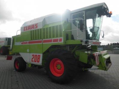 Combine harvester CLAAS Dominator 208 Mega, used, Emsbueren - Foto 5