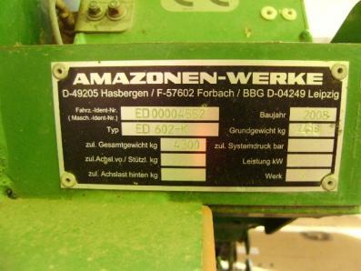 Precision Amazone ED 602 K - BISO Schrattenecker - Foto 2
