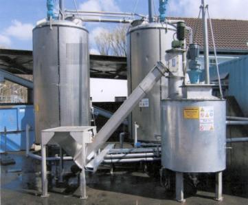 Pilot biogas plant, ok. 4 kW - Foto 1