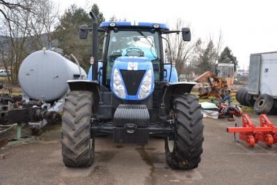 Tractor New Holland T7.260 - BISO Schrattenecker - Foto 5