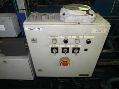 Used Condensing steam turbine Siemens AFA 6 Da / Leroy Somer LSA 56 BL7-4P, 1997 - Foto 12