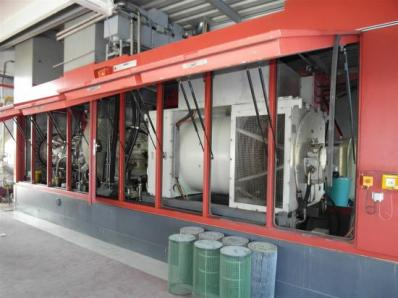 Used Protective casing of the gas turbine - Foto 6