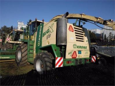 Forage harvesters Krone X V8 - BISO Schrattenecker - Foto 4