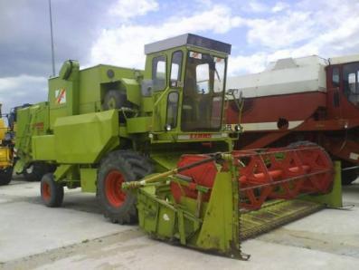 Harvester Claas 105 - BISO Schrattenecker - Foto 1