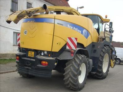 Forage harvesters New Holland FR9060 - BISO Schrattenecker - Foto 2