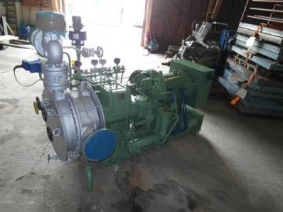 Used Steam turbine Nadrowski C5S - G4 Curtisrad - Foto 9