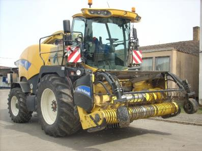 Forage harvesters New Holland FR9060 - BISO Schrattenecker - Foto 1
