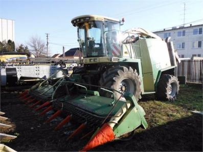 Forage harvesters Krone X V8 - BISO Schrattenecker - Foto 1