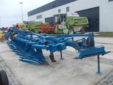 Conventional plows Plug Robe Werk Milan-Vari-Avant - BISO Schrattenecker - Foto 2