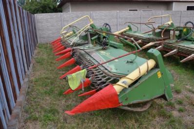 Forage harvesters Krone X V8 - BISO Schrattenecker - Foto 2