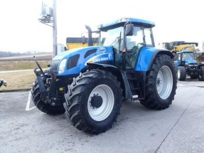 Tractor New Holland TV-T 170 Auto Command - BISO Schrattenecker - Foto 1