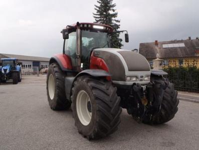 Tractor Valtra S 260 - BISO Schrattenecker - Foto 2