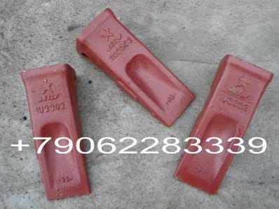 Коронки 1U3302 для ковшей экскаваторов  - Foto 1