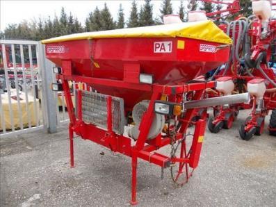 Sowing machine Gaspardo Manta MTI mit PA1 9-reihig - BISO Schrattenecker - Foto 4
