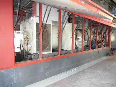 Used Protective casing of the gas turbine - Foto 7