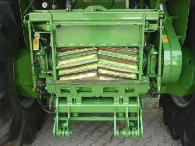 Self-propelled forage harvester Krone Big X 500, used, 2010 Emsbueren - Foto 9