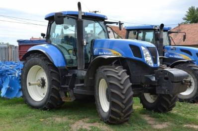 Tractor New Holland T7050 - BISO Schrattenecker - Foto 5