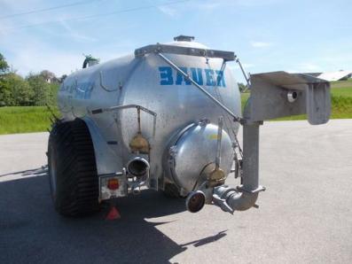 Slurry tankers Bauer V 90 U - BISO Schrattenecker - Foto 4