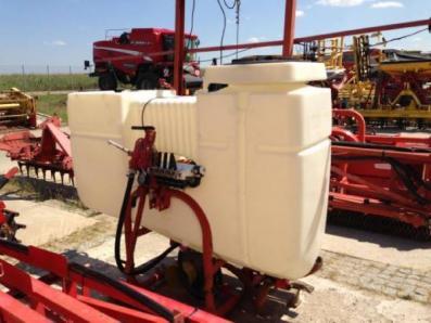 Fertiliser spreader Instalatie erbicidat purtata Holder Holder - BISO Schrattenecker - Foto 1