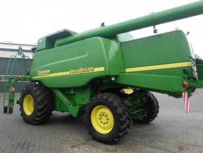 Combine harvester John Deere 9580 WTS 4wd, used, Emsbueren - Foto 2