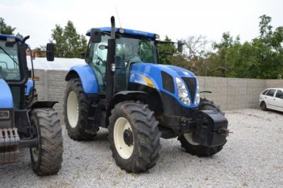 Tractor New Holland T 6050 - BISO Schrattenecker - Foto 3