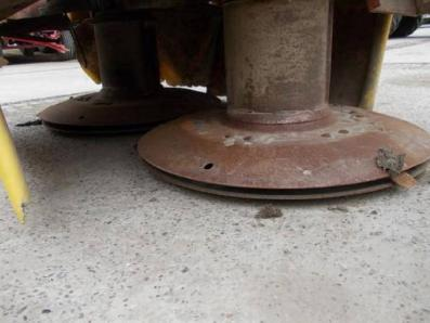 Tractor accessories Fella KM 187 H - BISO Schrattenecker - Foto 2
