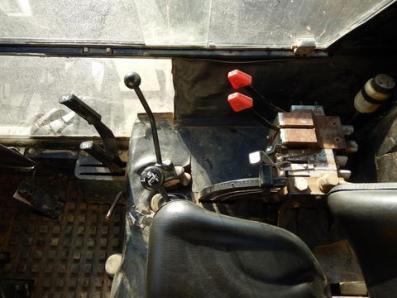 Tractor Deutz-Fahr Intrac A - BISO Schrattenecker - Foto 4
