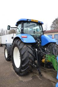 Tractor New Holland T7.260 - BISO Schrattenecker - Foto 11