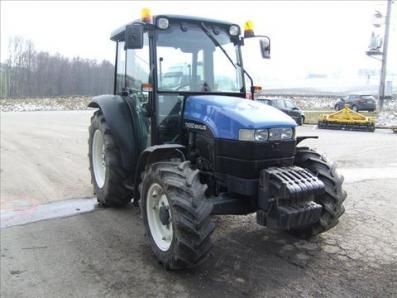 Tractor New Holland TN 55 - BISO Schrattenecker - Foto 6