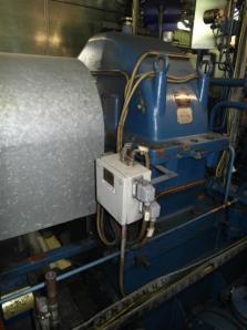Used Condensing steam turbine Siemens AFA 6 Da / Leroy Somer LSA 56 BL7-4P, 1997 - Foto 13