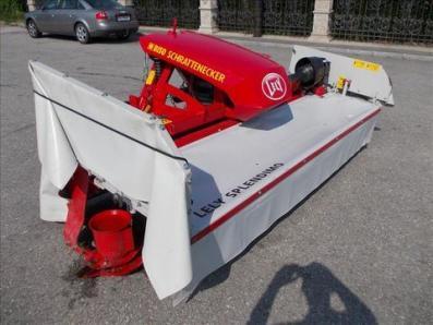 Mower Lely Splendimo 300FS - BISO Schrattenecker - Foto 4