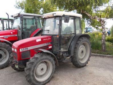 Tractor Waco Compact 1370 - BISO Schrattenecker - Foto 1