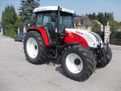 Tractor Steyr 9105 MT Komfort - BISO Schrattenecker - Foto 2